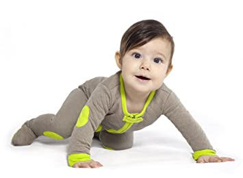 1577acb6997b Amazon.com  Baby deedee Sleepsie Cotton Quilted Footie Pajama