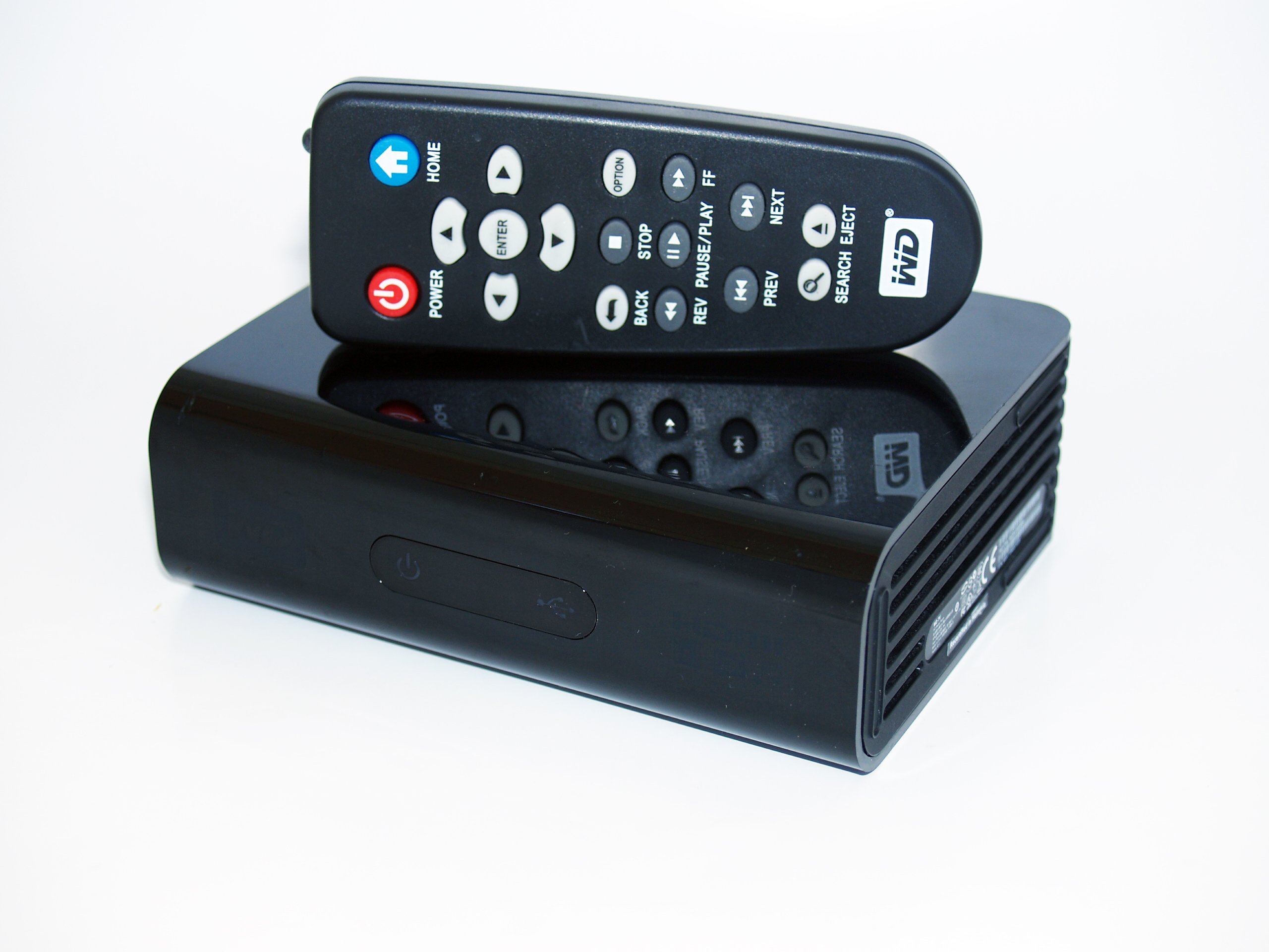 WD TV HD Media Player by Western Digital