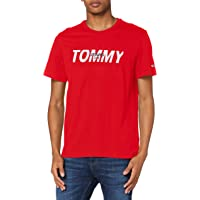 Tommy Hilfiger TJM Layered Graphic tee Camisa para Hombre