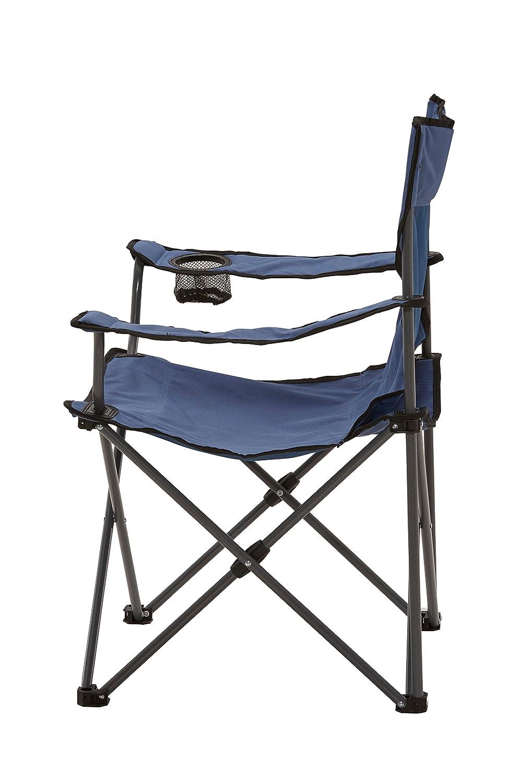 Grand Canyon Director Silla de Camping Plegable Acero