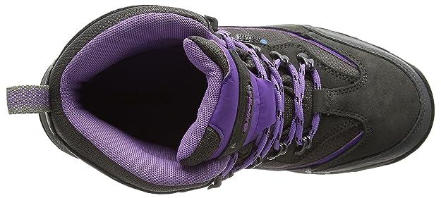 Hi-TecKeswick Waterproof - Botines de invierno para mujer, color Gris (Charcoal/Voila 053), talla 42: Amazon.es: Zapatos y complementos