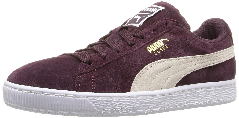 Puma Suede Classic  Damen Sneakers  41 EU|Winetasting/Puma White