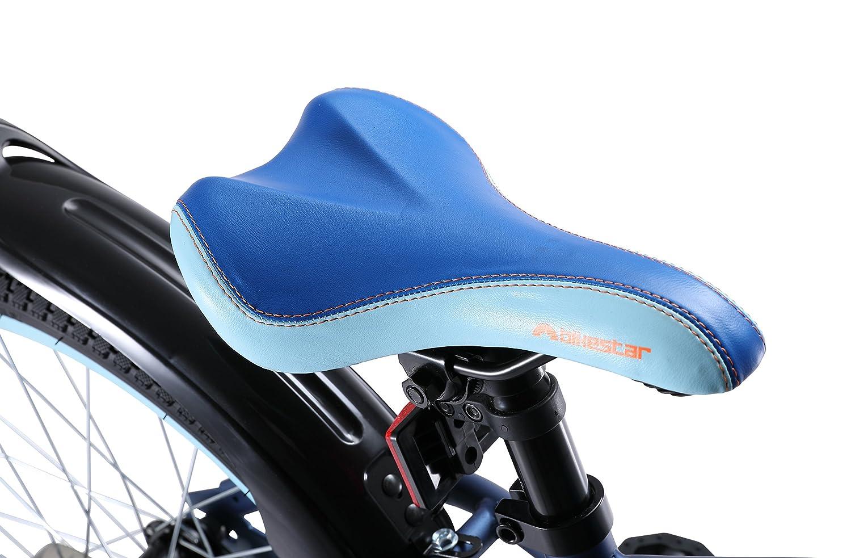 Bikestar® Original Premium Safety Sport Kids Bike Bicycle for Kids age 6  year old children ☆ 20 Inch Mountain Bike Edition for boys and girls ... ecd22c936ec1