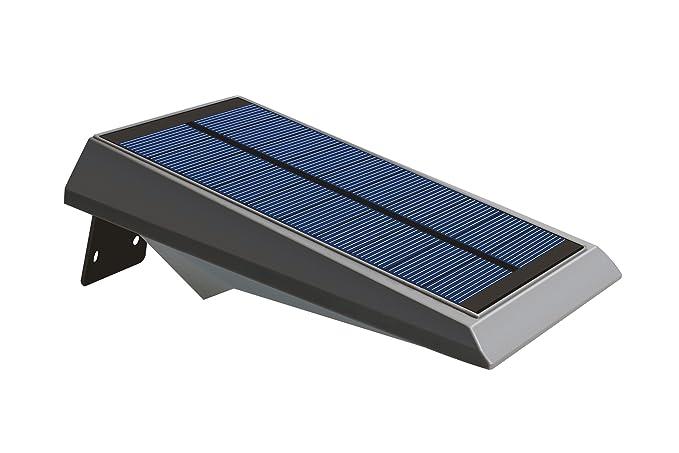 moveski yh0502e-pir Solar Spot lámpara cubierta luces Sensor de movimiento al aire libre doble