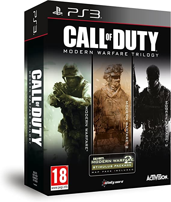 Call Of Duty: Modern Warfare Trilogy [Importación Inglesa]: Amazon ...