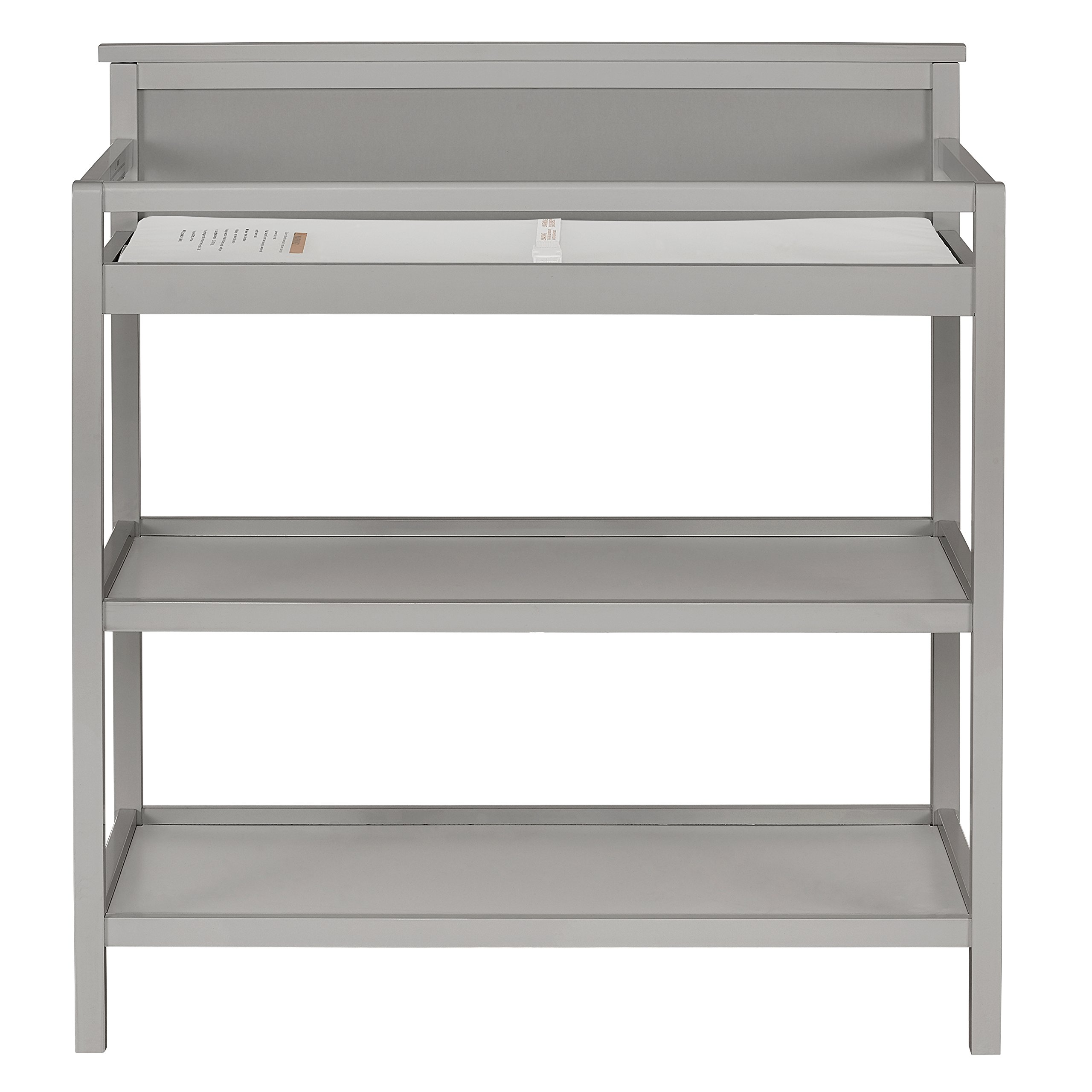 Dream On Me Jax Universal Changing Table, Pebble Grey