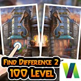 100 pics game - Find Difference 100 Level Challange : Spot Difference 9