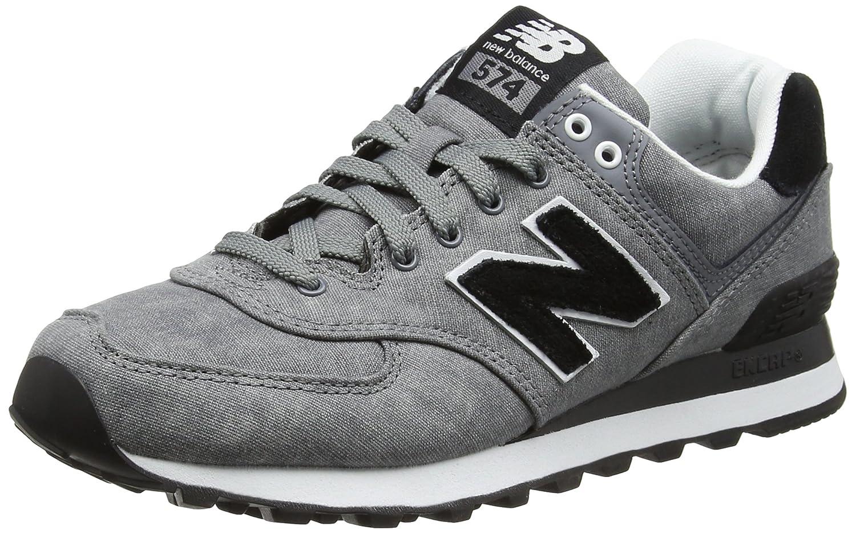 New Balance WL574SW - Zapatillas para Mujer 36.5 EU|Gris (Grey)