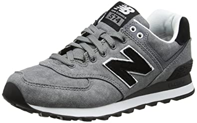 feb5a8269f5 Tênis New Balance 574 Salt Wash Textile