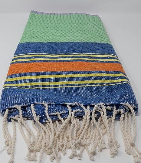 Fouta sábana de playa toalla de baño Paréo Hammam Plaid