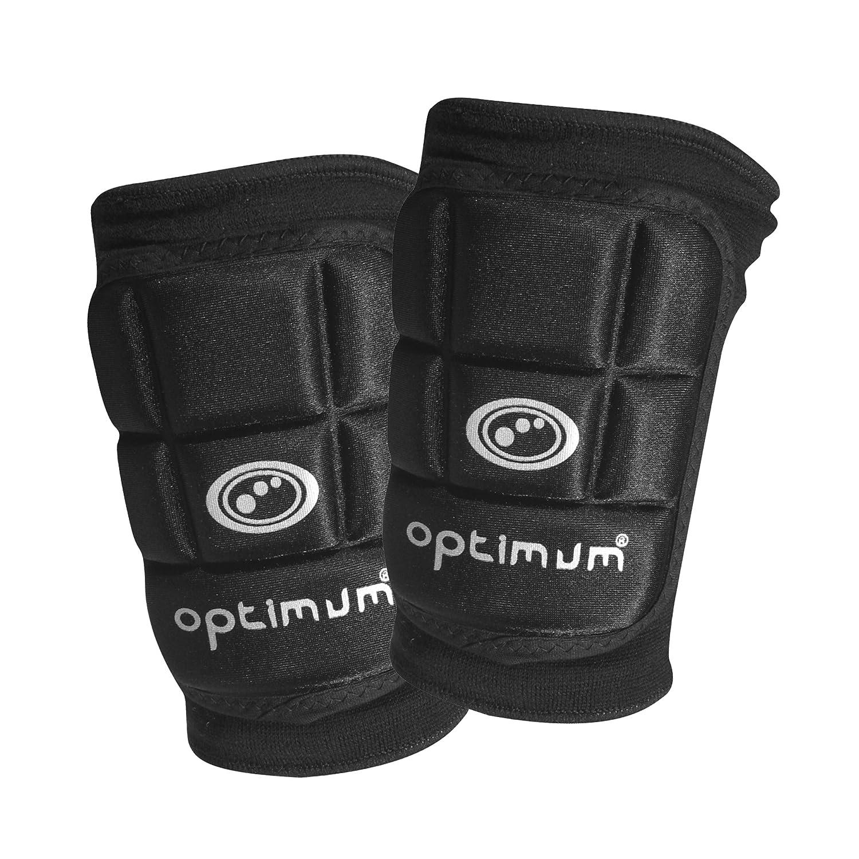 Optimum Protectores bíceps rugby (1 par), L