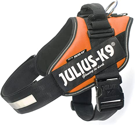 Julius K9 16idc Or 1 Idc Powerharness Maat 1 Oranje Amazon Nl