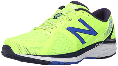 New Balance Zapatillas Deportivas M1260 Amarillo/Azul EU 41.5 (UK 7.5)