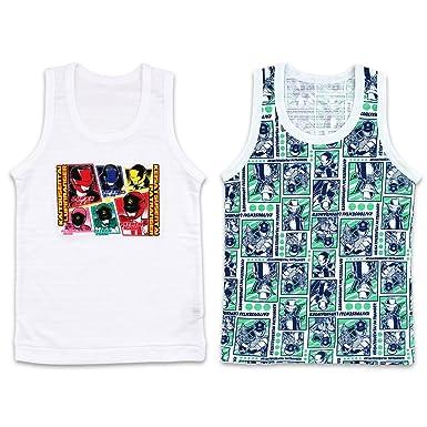 Amazon | ルパンレンジャー VS パトレンジャー 涼感インナー ランニングシャツ 2枚組[2410940] | 下着・インナー 通販