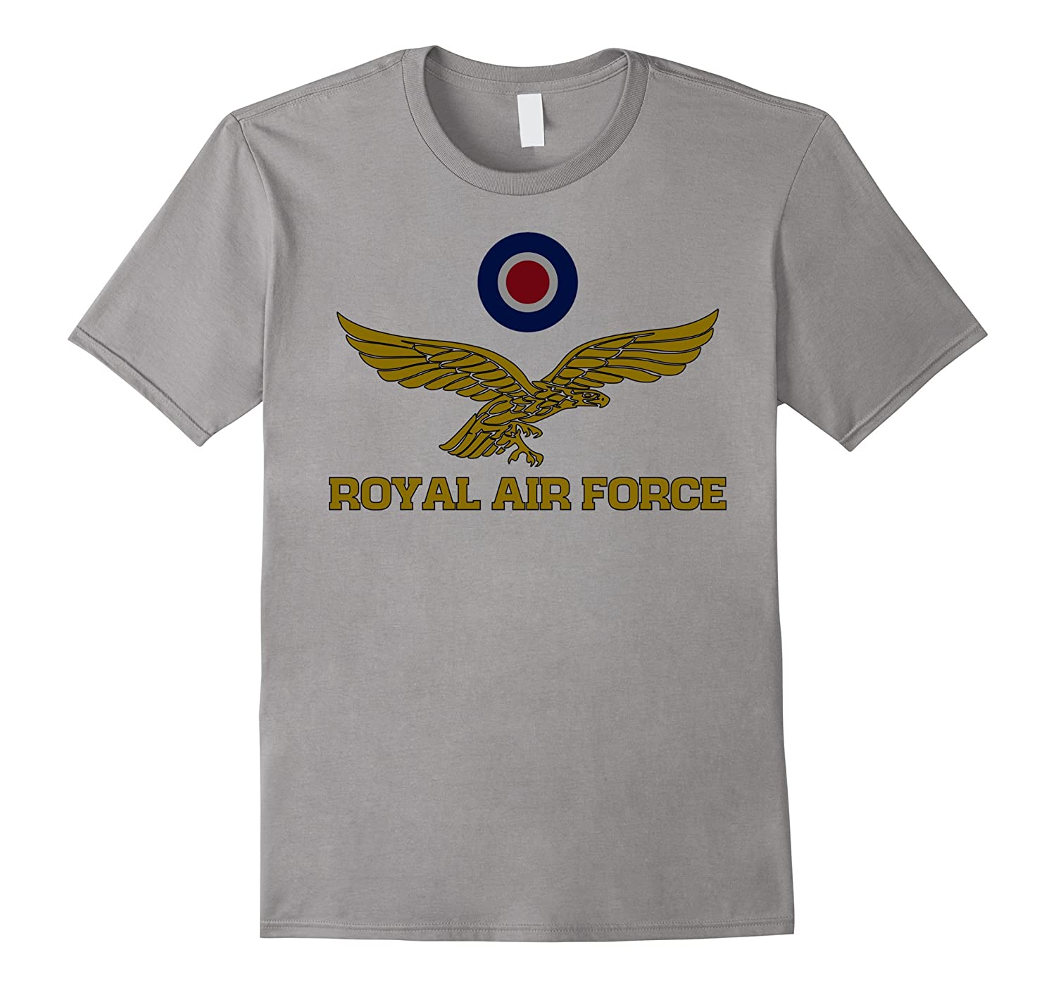 Royal Air Force roundel and eagle subdued T-Shirt-ANZ
