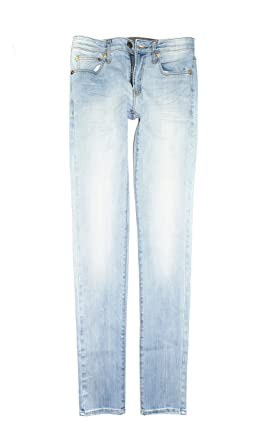 2b9733f02 American Eagle Men's 360 Extreme Flex Slim Straight Jean 3844 (Light Wash)  (26x28