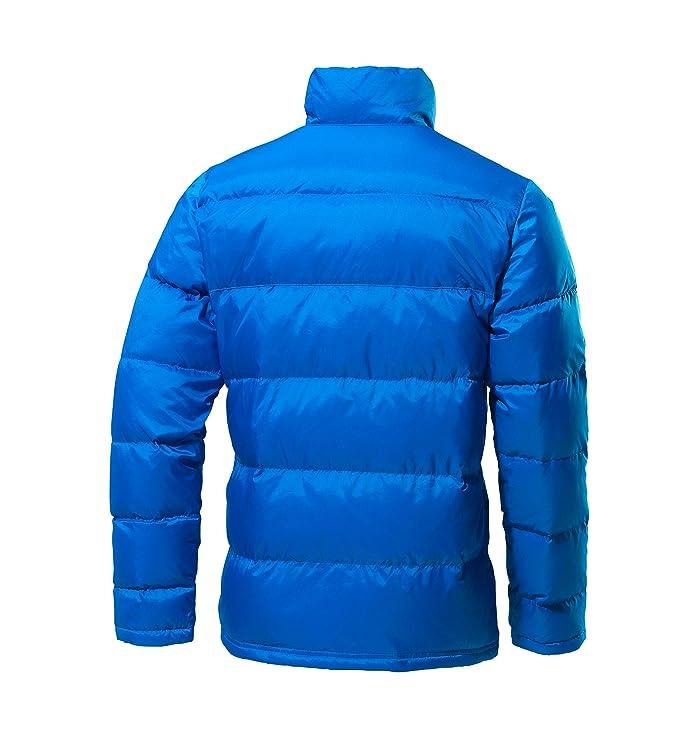 adidas Originals Hombre Chaqueta Acolchada, Azul Cobalto ...