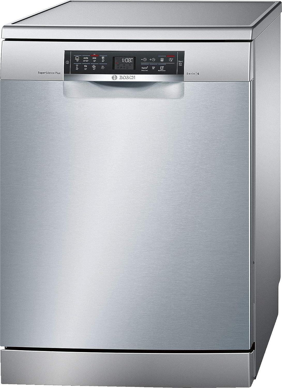 Bosch Serie 6 SMS68TI01E lavavajilla Independiente 14 cubiertos A ...