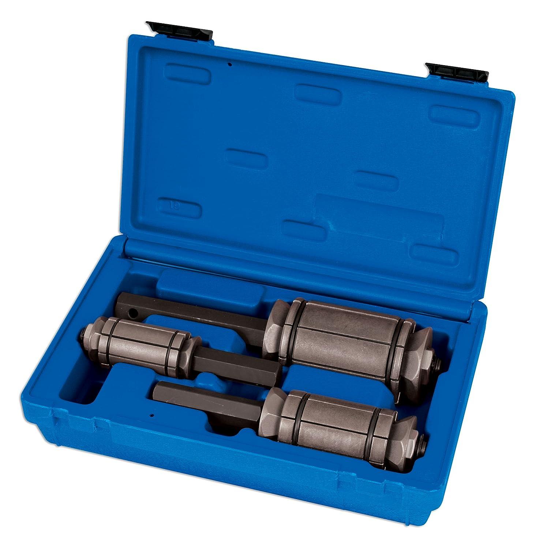 Laser 4861 3 outils extenseur elargisseur pour tuyau echappement The Tool Connection Ltd.