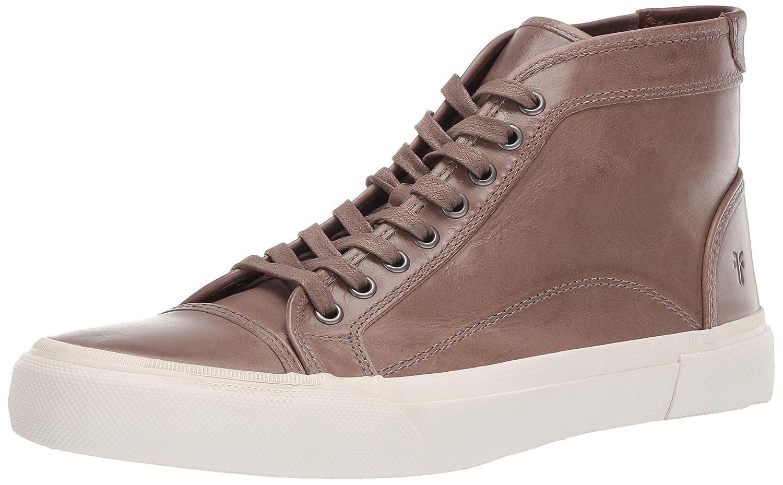 Slate Frye Mens Ludlow Cap Toe High Sneaker