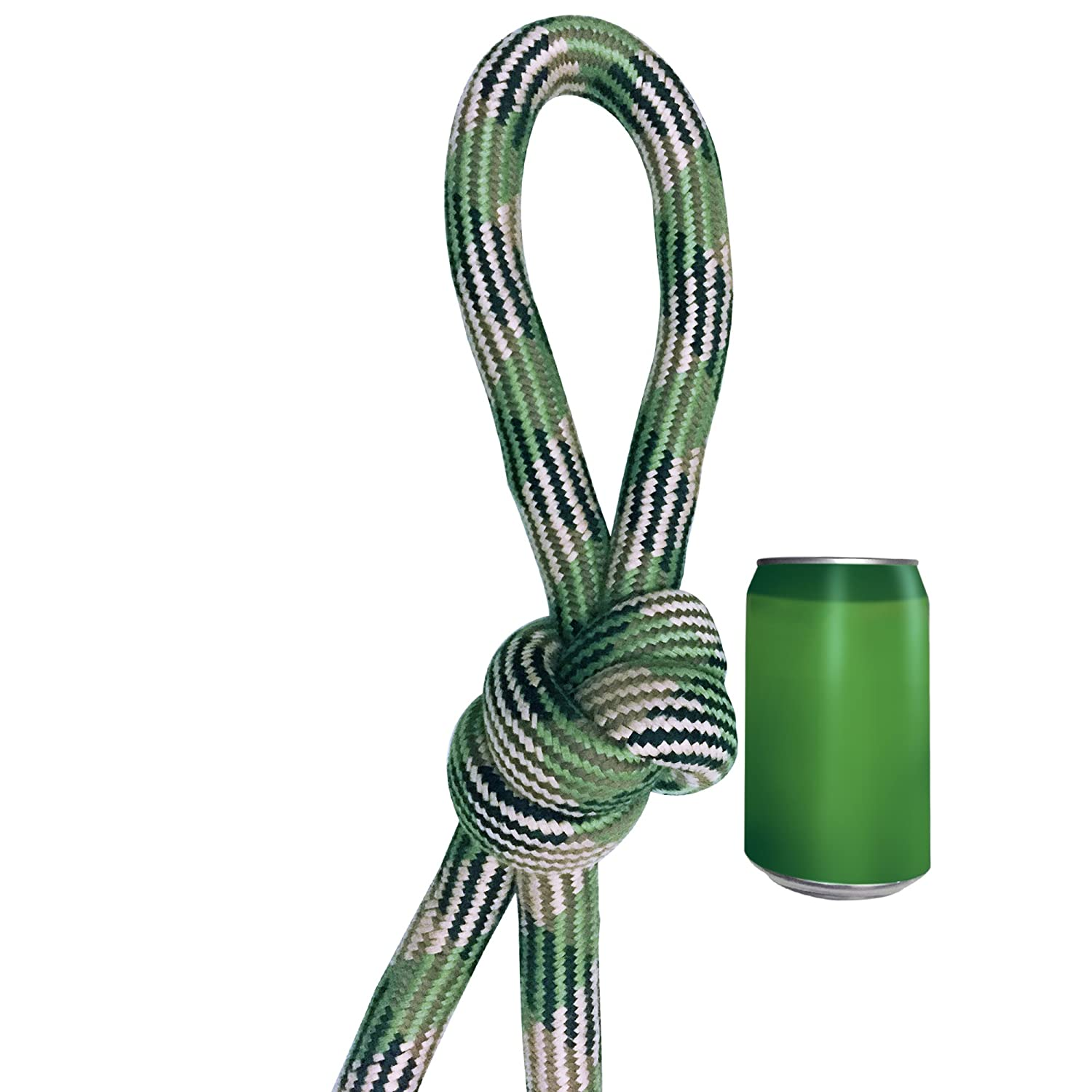 SatisPet Dog Toys Durable & Irresistible Chew Rope Toy for