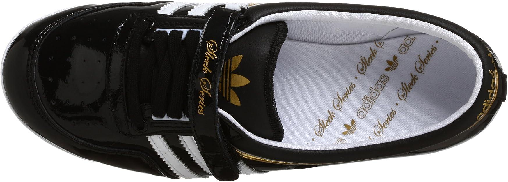 Amazon.com | adidas Originals Women's Concord Round Court Shoe ...