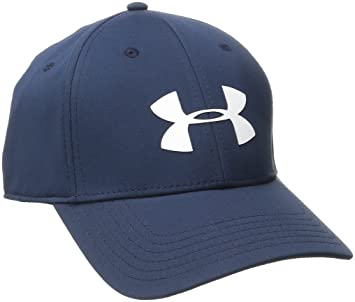 Under Armour Mens UA Golf Headline Cap Gorra de béisbol, Men, Azul (Academy