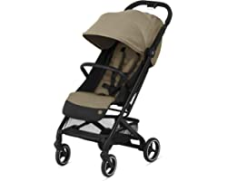 CYBEX Beezy Stroller, Lightweight Baby Stroller, Compact Fold, Compatible with All CYBEX Infant Seats, Stands for Storage, Ea