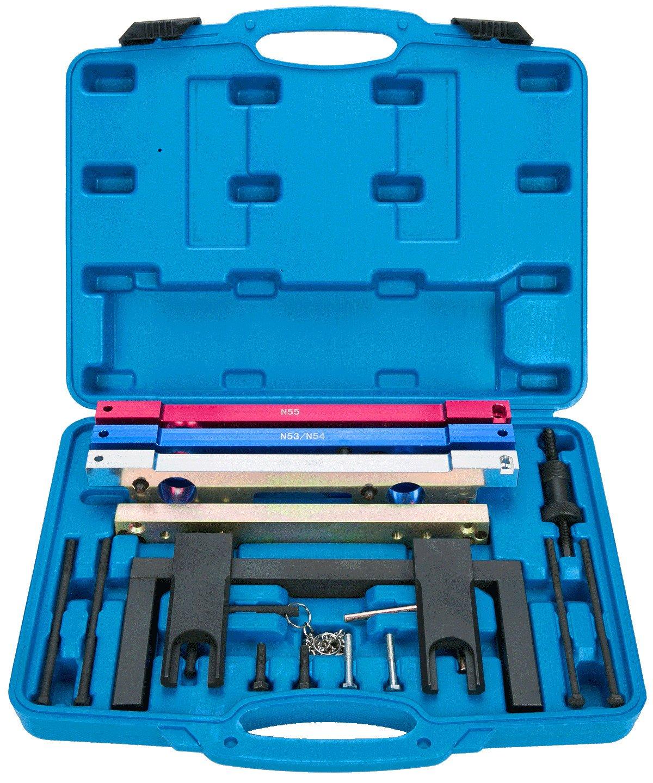 8milelake BMW N51 N52 N53 N54 N55 Engine Camshaft Timing Locking Tool Kit freebirdtrading