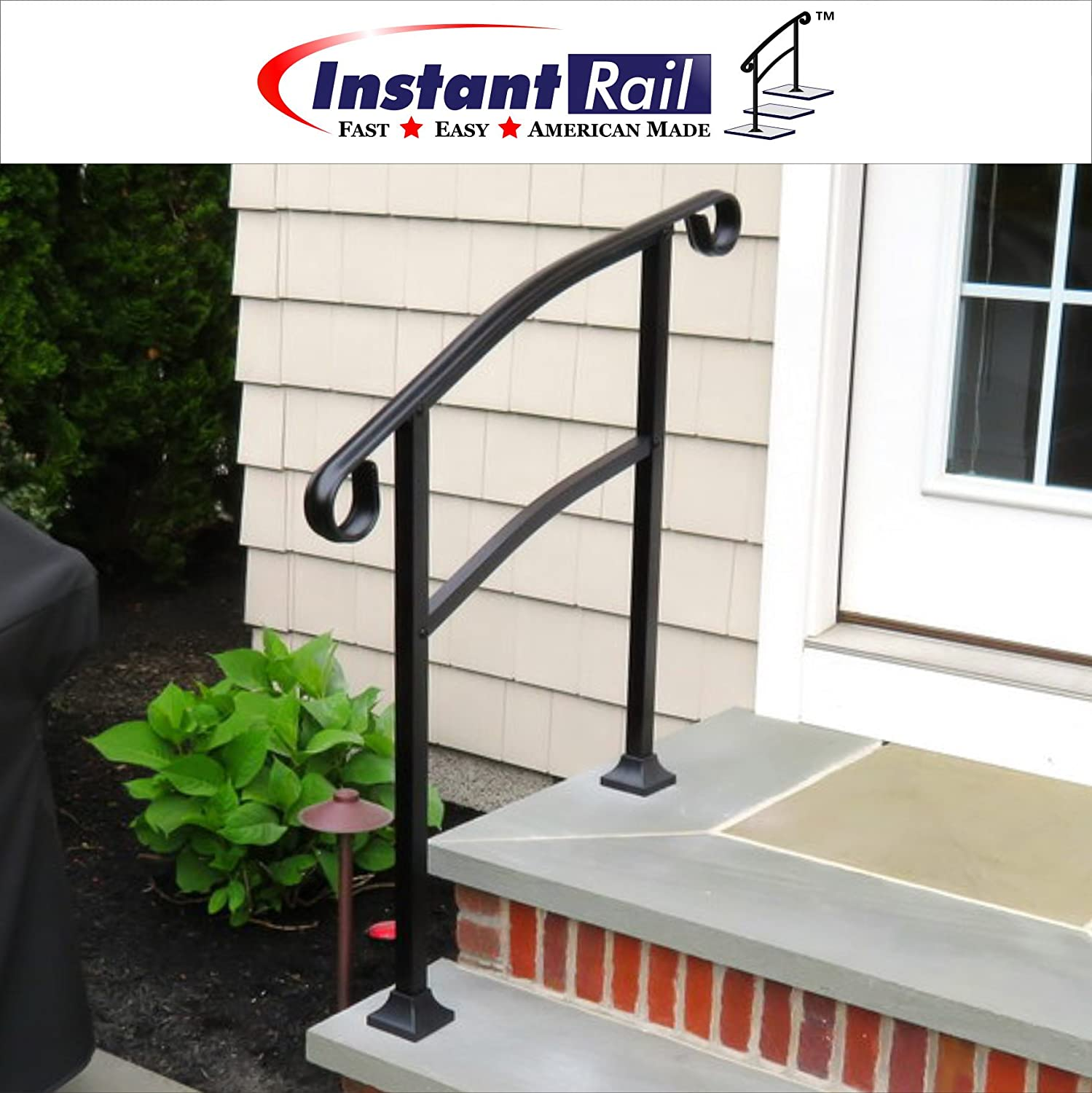 Staircase Handrails | Amazon.com | Building Supplies - Stair Parts
