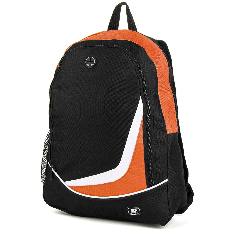 a7e737bcfef chic SumacLife Multiple Nylon Athletic Ultra-Lightweight Sport Backpack   Shoulder  Bag   School Backpack