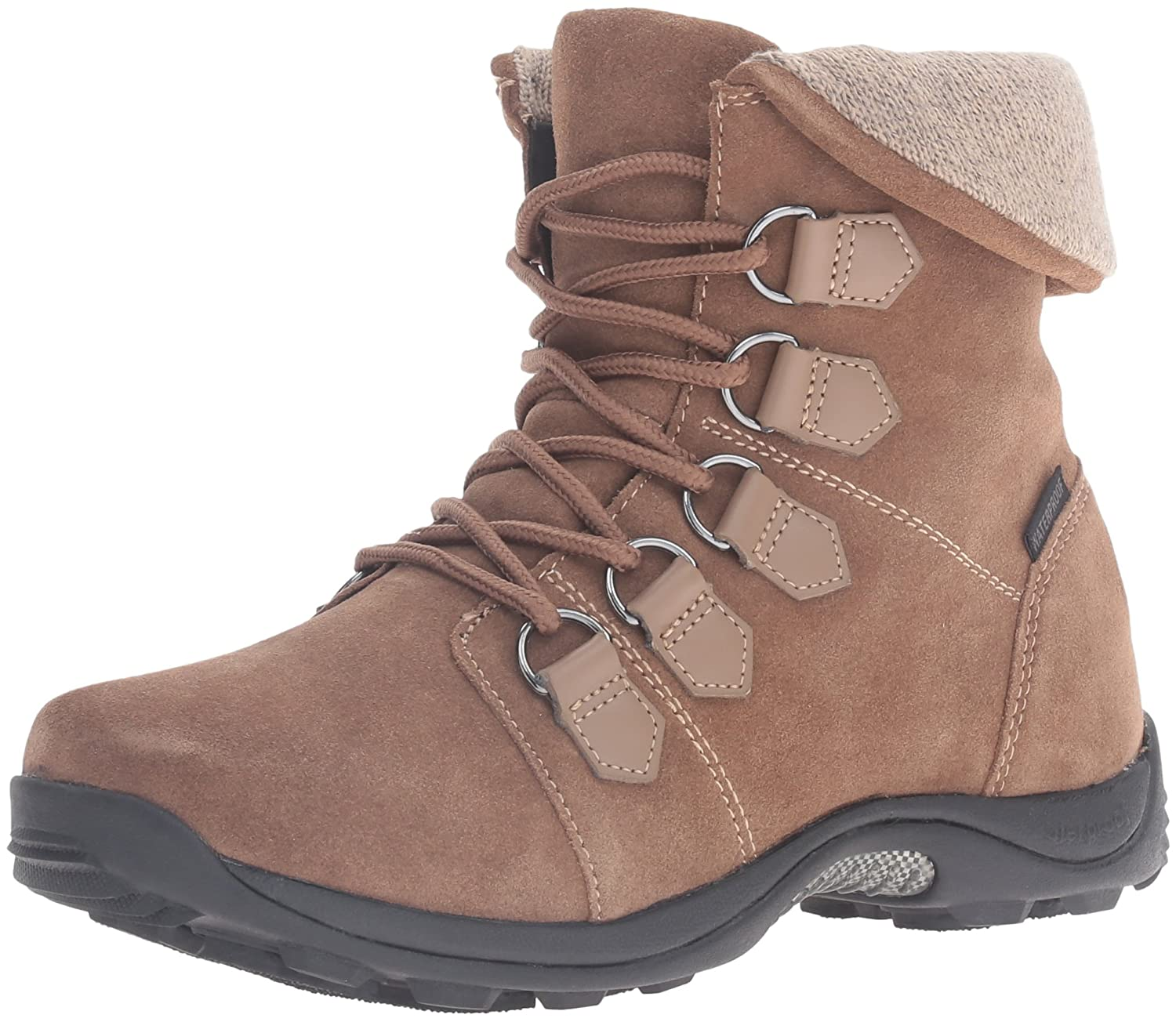 Baffin Women's Verbier Snow Boot B01BOWGVYG 7 B(M) US|Taupe