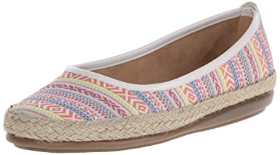 Womens Shoes Aerosoles A2 by Aerosoles Rock Solid Tribal Fabric
