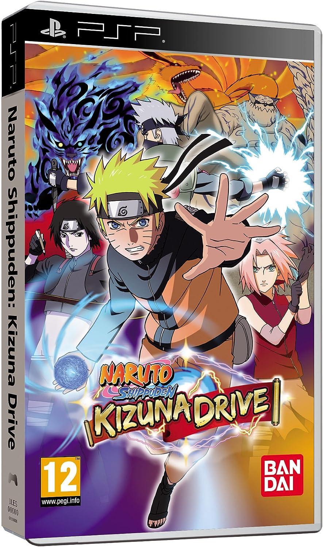 Naruto Shippuden: Kizuna Drive (PSP [importación inglesa]: Amazon.es: Videojuegos