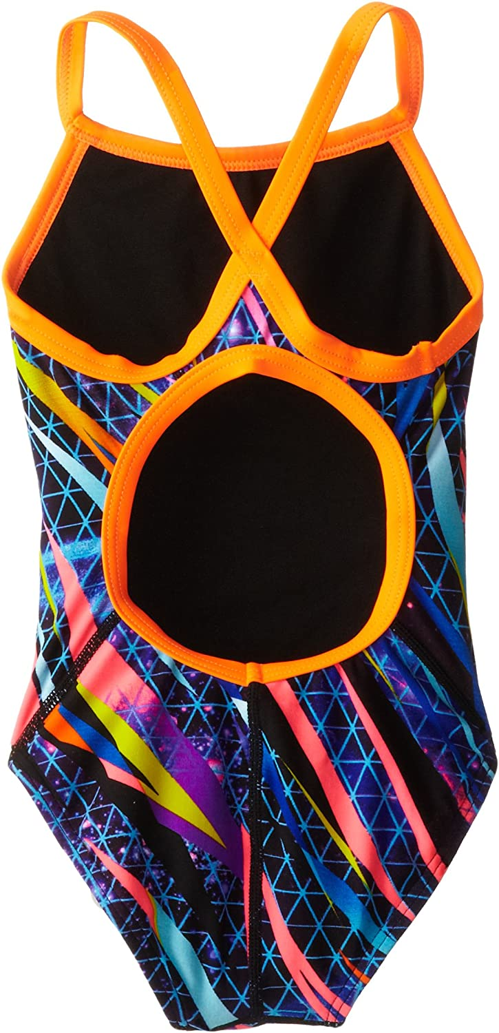 Size 24 TYR Girls Contact Diamondfit Multicolored