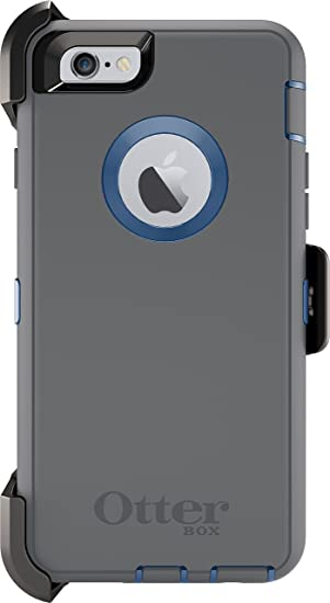 5abf1696473417 OtterBox Defender Series Case and Belt Clip Holster for Apple iPhone 6s   iPhone  6 -