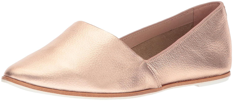 ALDO Women's Blanchette Ballet Flat B076C7HWC3 9 B(M) US|Metallic Miscellaneous