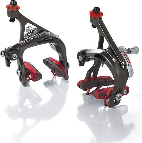 Miche supertype RS par de Frenos para Bicicleta Unisex, Negro: Amazon.es: Deportes y aire libre
