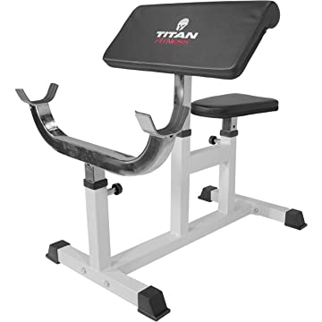 top best Titan Fitness Curl Station