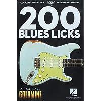 Guitar Licks Gold,ine: 200 Blues Licks [Reino Unido]