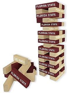 Amazon.com  MasterPieces Collegiate Florida State Checkers Game ... e190b3da0