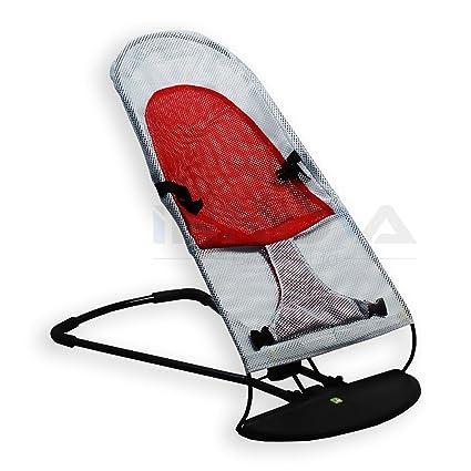 Velu caliente suave Recién Nacido apoyo seguro infantil de balancín ...