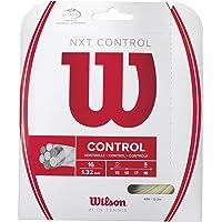 Wilson NXT Control 16 - Cuerda para Raqueta de Tenis