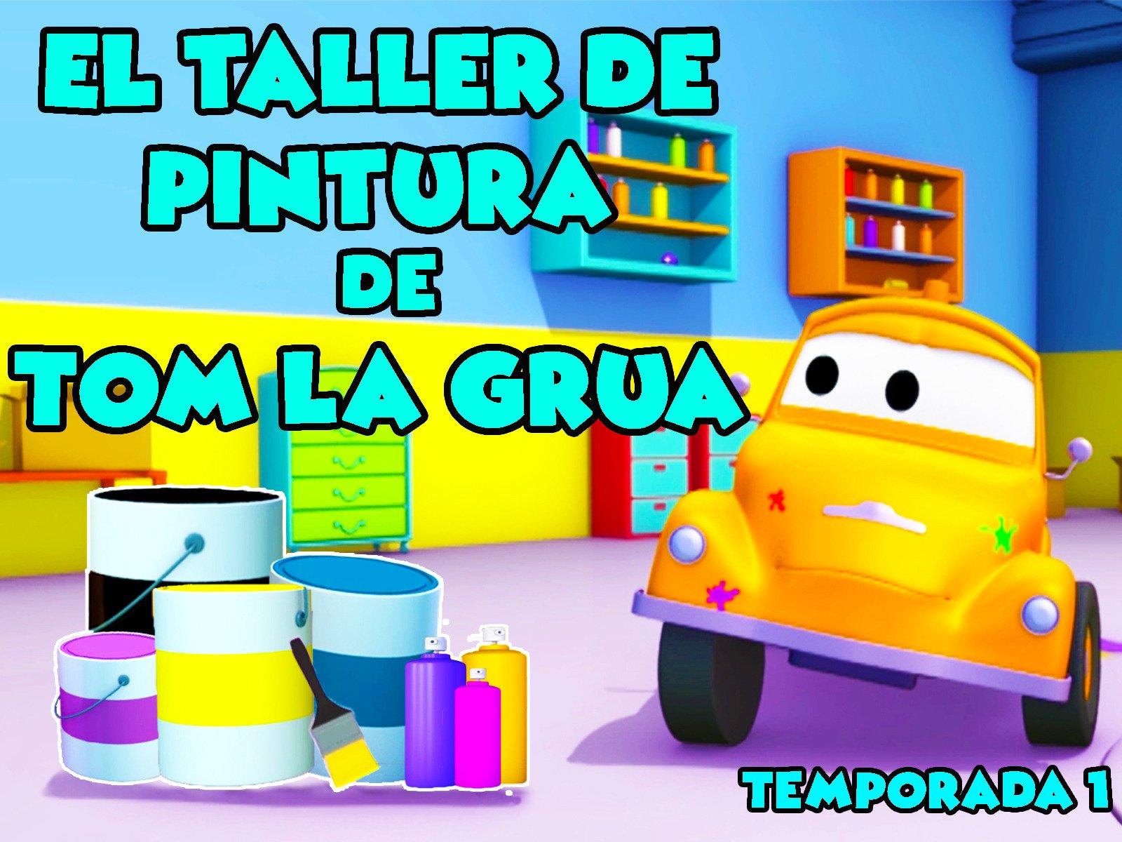 Amazon.com: Watch El Taller de Pintura de Tom la Grúa ...