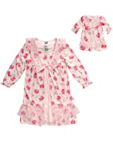 Dollie & Me Girls' Robe Set