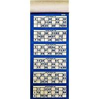Tefarah TAMBOLA Tickets Set for Ladies Kitty/Picnic/Festival (Blue Color) 600 Tickets