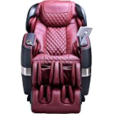 JPMEDICS Kumo Massage Chair, Voice Commands Compatible with Alexa & Google Assistant, 4D Rollers, Zero Gravity, Large Touch S