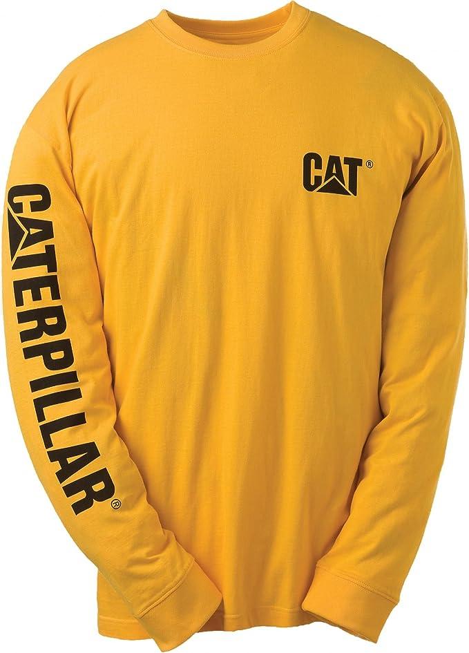 Caterpillar Camiseta para Hombre: Amazon.es: Ropa y accesorios