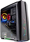 SkyTech Shadow II Gaming Computer PC Desktop – Ryzen 7 2700 8-Core 3.2 GHz, NVIDIA GeForce RTX 2060 6G, 500G SSD, 16GB…