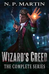 Wizard's Creed: The Complete Series Kindle Edition
